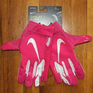 Nike Vapor Jet Football Gloves Mens XXL 2XL